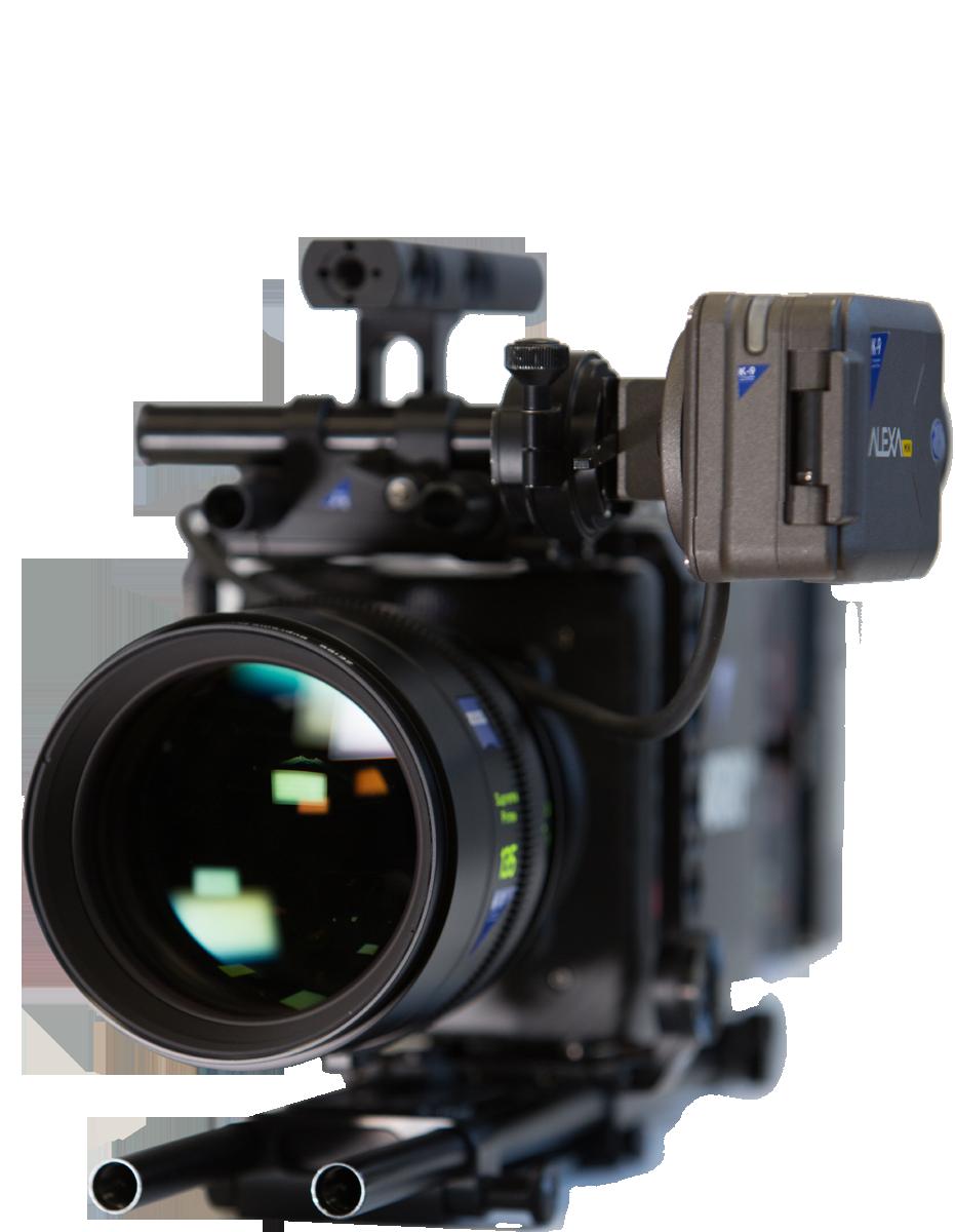 K-9TV - Vermietung von Broadcastequipment
