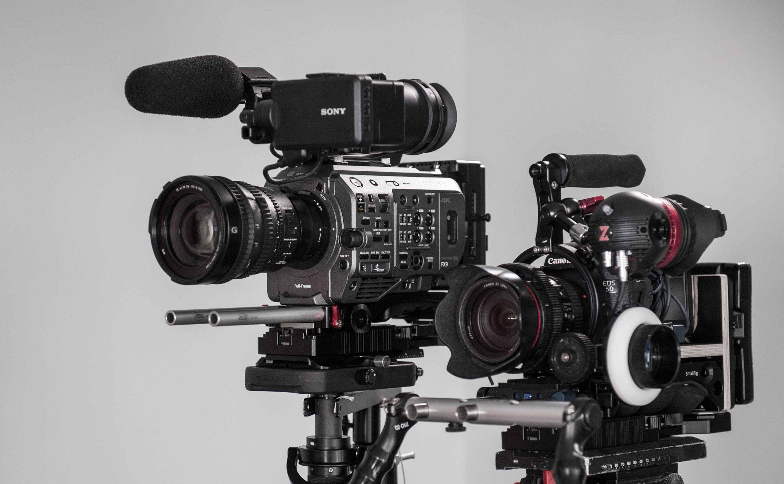 Vollformat-Kameras
